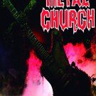 METAL CHURCH First LP FLAG CLOTH POSTER WALL TAPESTRY BANNER CD Heavy Metal