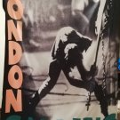 THE CLASH London Calling FLAG BANNER CLOTH POSTER TAPESTRY Punk