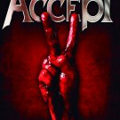 ACCEPT Blood of the Nations FLAG CLOTH POSTER WALL TAPESTRY BANNER Heavy Metal
