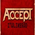 ACCEPT Stalingrad FLAG CLOTH POSTER WALL TAPESTRY BANNER Heavy Metal