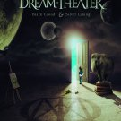 DREAM THEATER Black Clouds FLAG CLOTH POSTER WALL TAPESTRY BANNER CD Progressive Metal