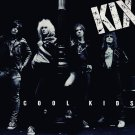 KIX Cool Kids FLAG CLOTH POSTER WALL TAPESTRY BANNER CD Glam Metal