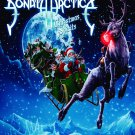 SONATA ARCTICA Christmas Spirit FLAG CLOTH POSTER WALL TAPESTRY BANNER CD Power Metal