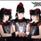 BABYMETAL Do Ki Do Ki Morning FLAG CLOTH POSTER WALL TAPESTRY BANNER Heavy Kawaii Metal J-Pop