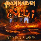 IRON MAIDEN Powerslave Tomb FLAG CLOTH POSTER WALL TAPESTRY CD LP