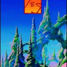 YES The Ladder FLAG CLOTH POSTER WALL TAPESTRY BANNER CD LP Progressive Rock