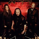 VENOM Band 1 FLAG BANNER CLOTH POSTER WALL TAPESTRY CD Death Metal