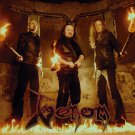 VENOM Band 3 FLAG BANNER CLOTH POSTER WALL TAPESTRY CD Death Metal
