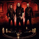 VENOM Band 4 FLAG BANNER CLOTH POSTER WALL TAPESTRY CD Death Metal