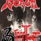 VENOM Bloodlust FLAG BANNER CLOTH POSTER WALL TAPESTRY CD Death Metal