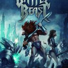 BATTLE BEAST Selftitled FLAG CLOTH POSTER WALL TAPESTRY CD Power Metal