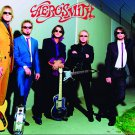 AEROSMITH Band 1 FLAG CLOTH POSTER WALL TAPESTRY CD LP Heavy Metal