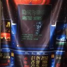 IRON MAIDEN Wasted Years FLAG CLOTH POSTER WALL TAPESTRY CD LP