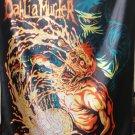 BLACK DAHLIA MURDER Acid Dunk FLAG CLOTH POSTER WALL TAPESTRY CD DEATH METAL