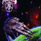 NOCTURNUS Thresholds FLAG CLOTH POSTER TAPESTRY Progressive Death Metal