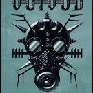 VOIVOD Infini FLAG CLOTH POSTER WALL TAPESTRY BANNER CD Thrash Metal