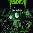 VOIVOD Killing Technology FLAG CLOTH POSTER WALL TAPESTRY BANNER CD Thrash Metal