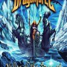 DRAGONFORCE Valley of the Damned FLAG CLOTH POSTER WALL TAPESTRY BANNER CD Power Metal
