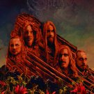 OPETH Garden of the Titans FLAG CLOTH POSTER WALL TAPESTRY BANNER CD Progressive Metal