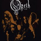 OPETH Peaceville FLAG CLOTH POSTER WALL TAPESTRY BANNER CD Progressive Metal