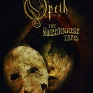 OPETH The Roundhouse Tapes FLAG CLOTH POSTER WALL TAPESTRY BANNER CD Progressive Metal