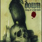 DOWN Diary of a Mad Band FLAG CLOTH POSTER WALL TAPESTRY BANNER CD Sludge Metal