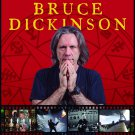 BRUCE DICKINSON What does this button do? FLAG CLOTH POSTER TAPESTRY BANNER CD Iron Maiden