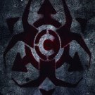 CHIMAIRA The Infection FLAG CLOTH POSTER TAPESTRY BANNER CD GROOVE METAL
