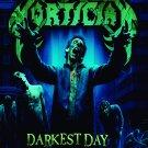 MORTICIAN Darkest Day of Horror FLAG CLOTH POSTER TAPESTRY BANNER CD DEATHGRIND METAL