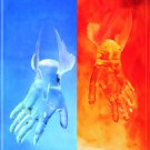 VANGELIS Heaven And Hell FLAG CLOTH POSTER WALL TAPESTRY BANNER CD
