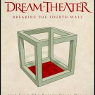 DREAM THEATER Breaking the Fourth Wall FLAG CLOTH POSTER WALL TAPESTRY BANNER CD Progressive Metal