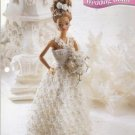 Annie's Attic: White Pearls Barbie Doll Size Crochet Pattern by Annie`s Attic