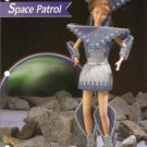 Space Outfit for Barbie Size Doll Plastic Canvas Pattern