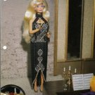 Annies Attic Night Magic Gown Barbie Doll Size Plastic Canvas Pattern