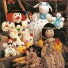 Yarn Mop Doll Patterns by Annies Attic