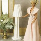 Barbie Doll Size Floor Lamp Plastic Canvas Pattern
