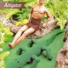 Alligator Plastic Canvas Pattern by Annies Attic