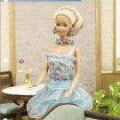 Barbie Doll Beaded Necklace Earrings Belt Plastic Canvas Pattern