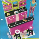 Fashion Doll Size Juice Bar Plastic Canvas Pattern Annies Attic