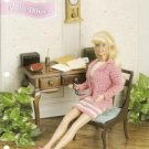 Annies Attic Pattern Club Barbie Doll Office Suit Crochet Pattern