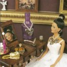 Fashion Doll Finery Necklace and Belt Plastic Canvas Pattern