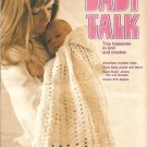 Baby Talk , Tiny Treasures Knit and Crochet Patterns, Leisure Arts 4