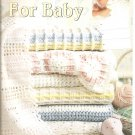 Make One for Baby Leisure Arts Baby Afghan crochet Patterns