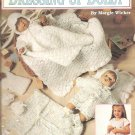 Dressing Up Dolly  Leisure Arts 2725 Crochet Patterns