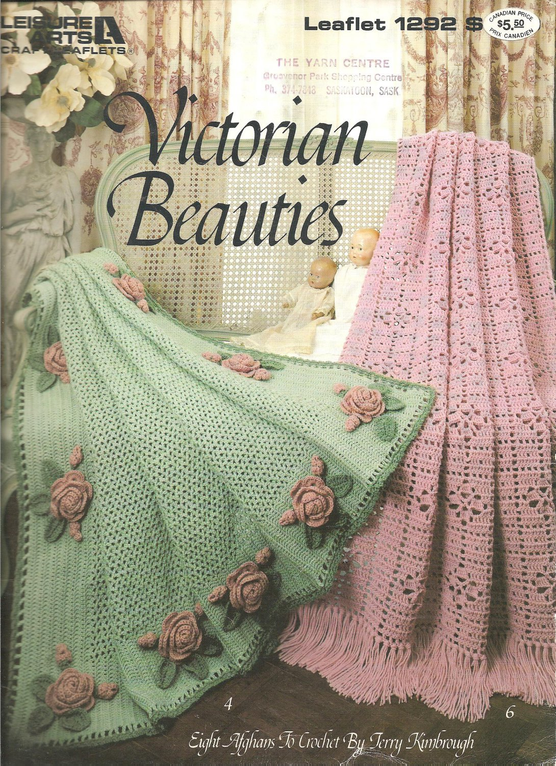 Victorian Afghan Crochet Patterns