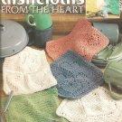 15 Dishcloth Knitting Patterns, Leisure Arts 3253