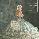 Annie's Attic Miss April 1991, Crochet Pattern for Dress Bonnet and Parasol