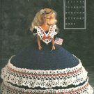 Annie's Attic Miss July 1991, Crochet Pattern for Dress and Hat