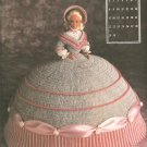 Annie's Attic The Cotillion, Miss September 1992, Crochet Pattern for Dress
