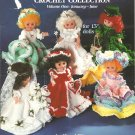 A Doll A Month Crochet Doll Clothes Collection for 13 Inch Dolls, 2 Pattern Books all 12 Months